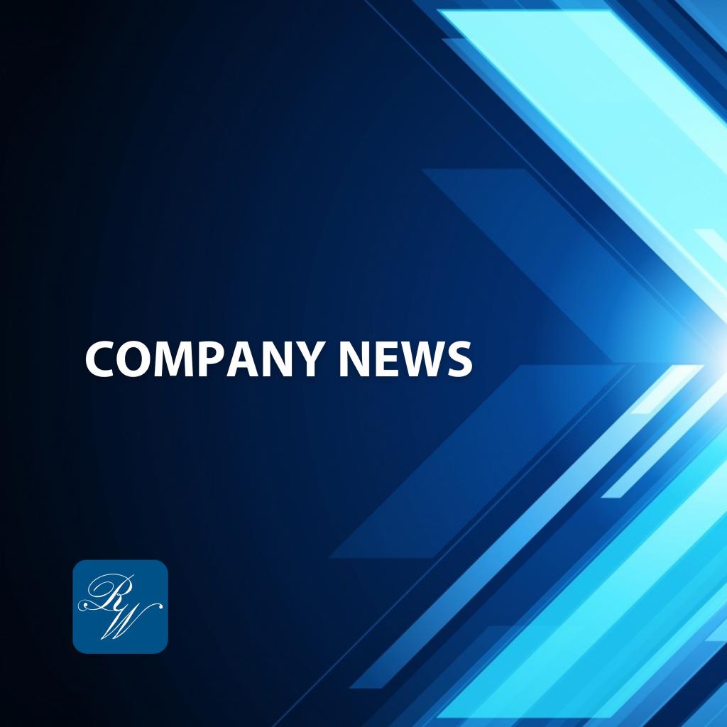 RENEE WALKER & ASSOCIATES COMPANY NEWS